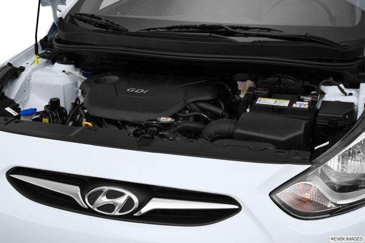 Đánh giá động cơ xe Hyundai Accent 2014