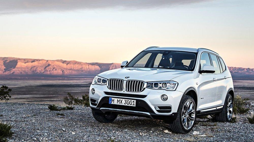 BMW X3 sở hữu thiết kế ấn tượng, mạnh mẽ và hài hòa.