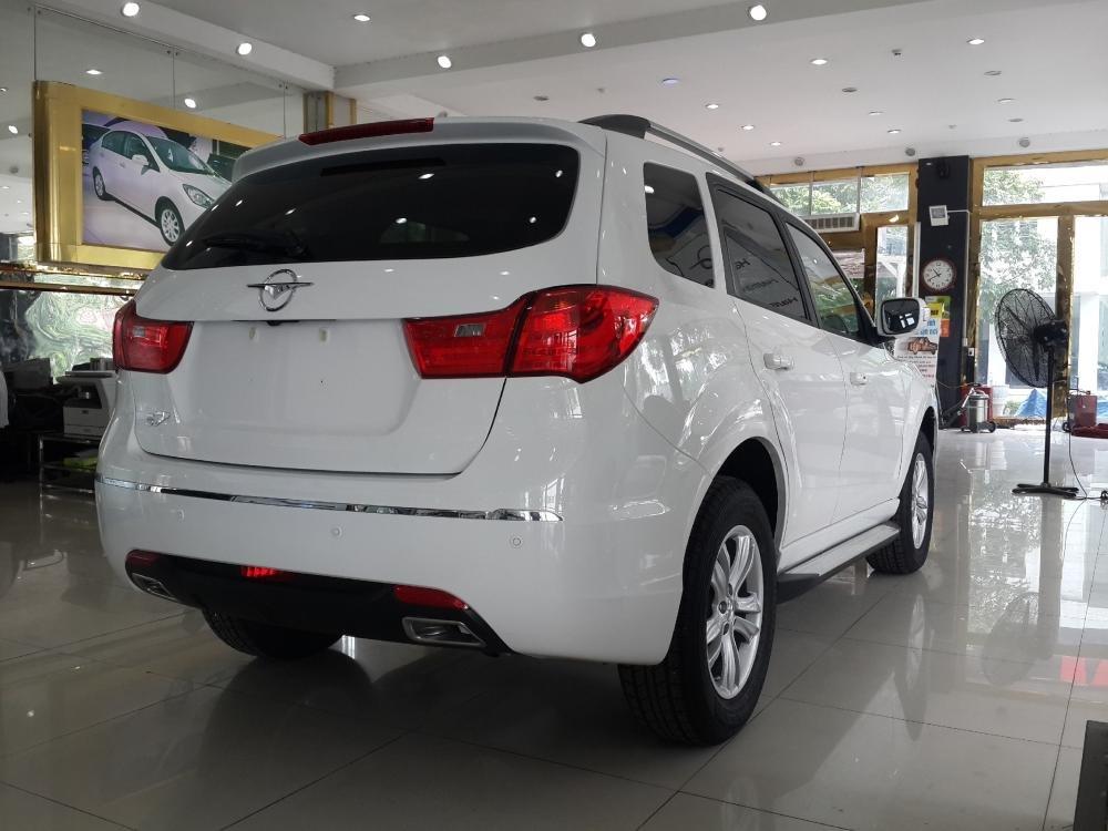 Bán ô tô Haima S7 sản xuất 2014, màu trắng, nhập khẩu  -2