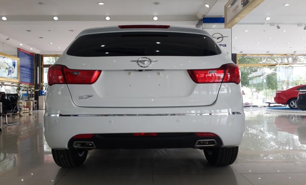 Bán ô tô Haima S7 sản xuất 2014, màu trắng, nhập khẩu  -3