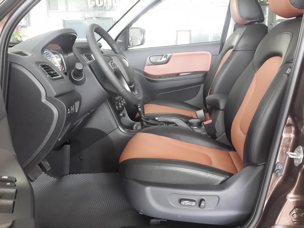 Bán ô tô Haima S7 sản xuất 2014, màu trắng, nhập khẩu  -7