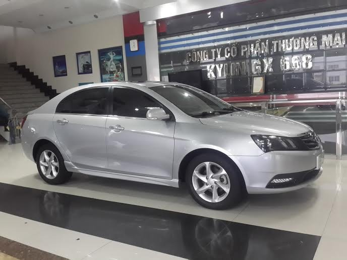 Xe Geely Emgrand EC7 2011-2