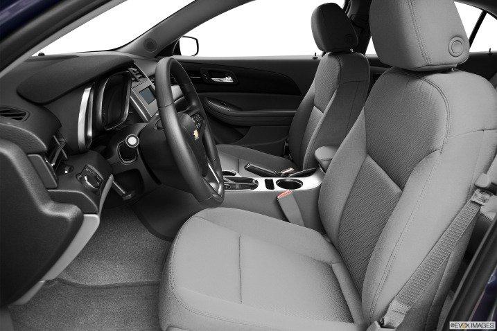 Đánh giá ghế ngồi xe Chevrolet Malibu 2014
