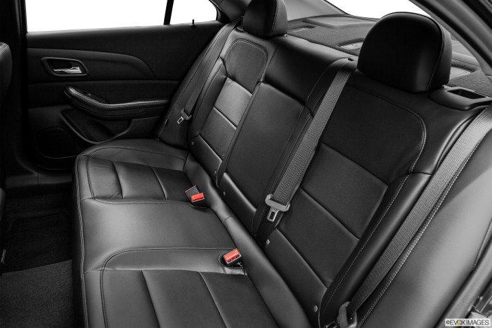 Đánh giá nội thất xe Chevrolet Malibu 2014