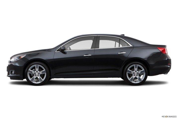 Đánh giá thân xe Chevrolet Malibu 2014