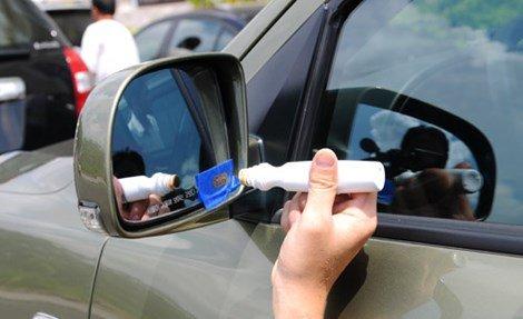 biện pháp chống trộm cho xe ô tô