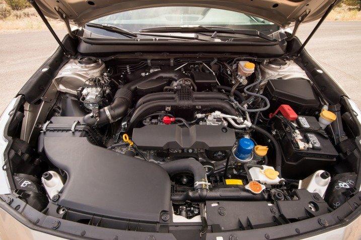 Đánh giá động cơ xe Subaru Outback 2015