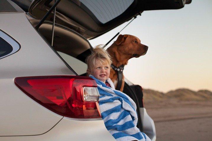 Đánh giá đuôi xe Subaru Outback 2015