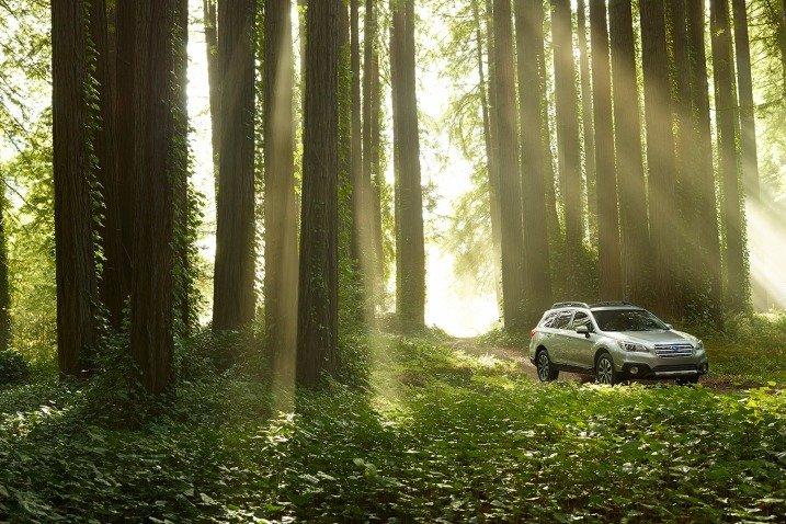 Đánh giá xe Subaru Outback 2015