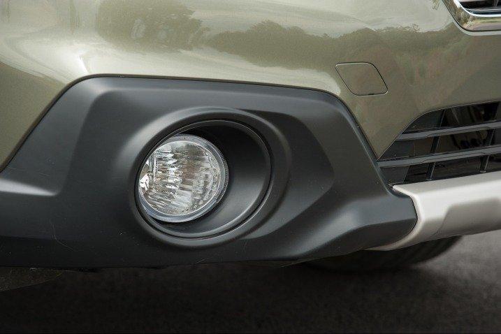 Đánh giá đầu xe Subaru Outback 2015