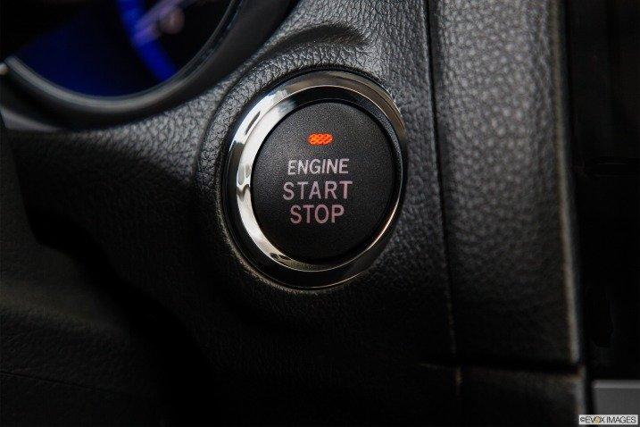 Đánh giá nội thất xe Subaru Outback 2015