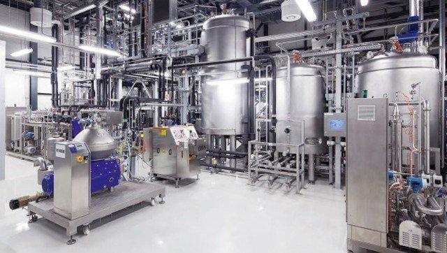 Quá trình tạo E-Benzin bắt đầu tại một nhà máy thí điểm ở Pomacle, Pháp