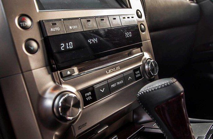 trang bị tiện nghi Lexus GX 460 2015 2