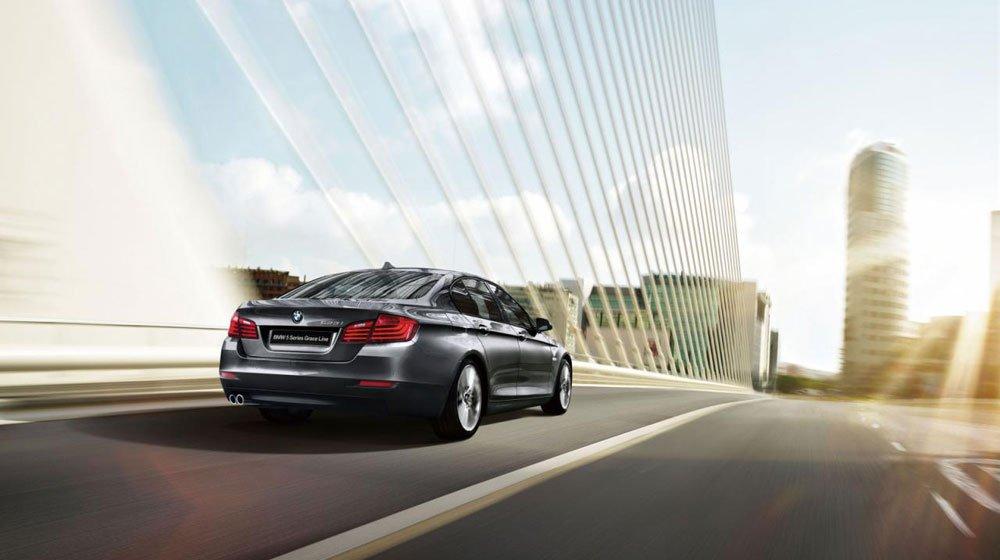 BMW 5-Series Grace Line được sản xuất với số lượng 160 chiếc 1