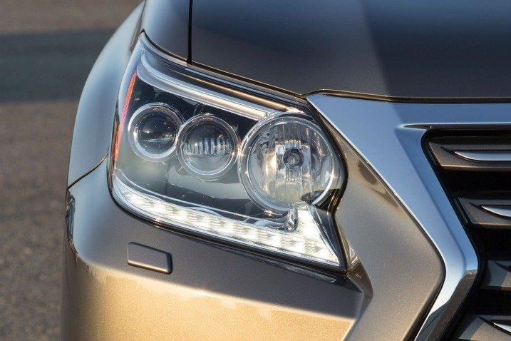đầu xe Lexus GX 460 2015 1