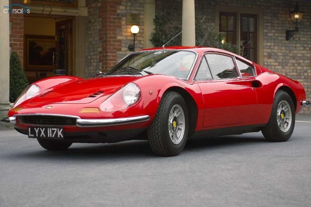 Ferrari Dino 2