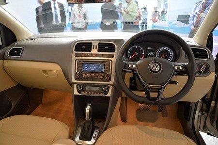 Volkswagen Vento facelift 2015 2