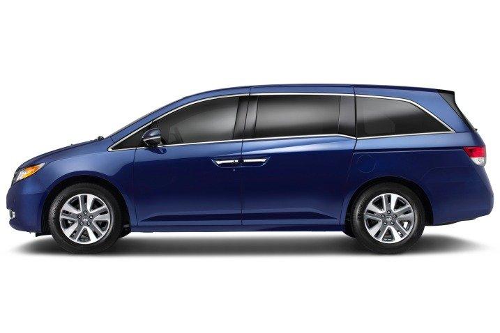Đánh giá thân xe Honda Odyssey 2014