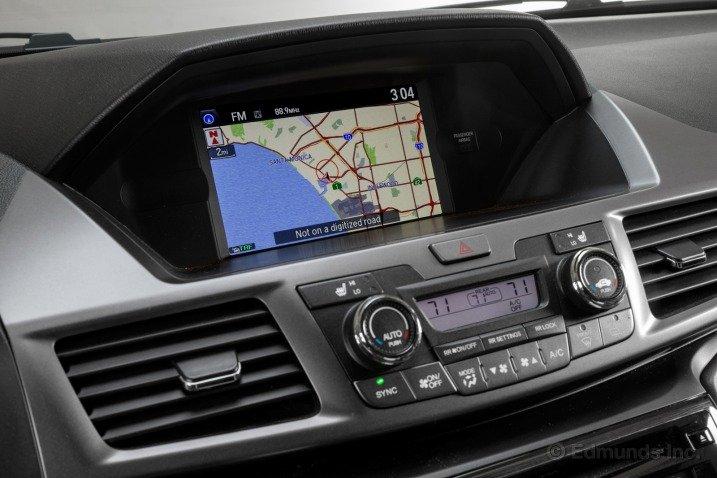 Đánh giá tiện nghi xe Honda Odyssey 2014