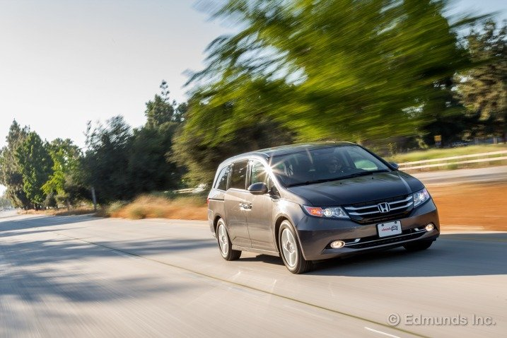 Đánh giá xe Honda Odyssey 2014