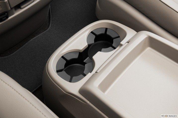 Đánh giá nội thất xe Honda Odyssey 2014