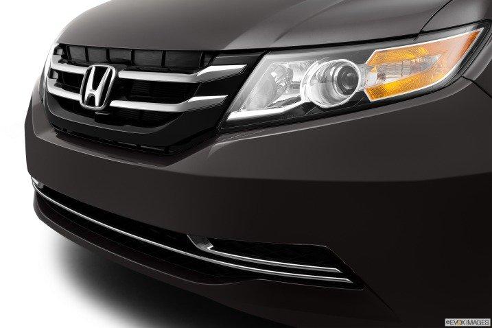 Đánh giá đầu xe Honda Odyssey 2014