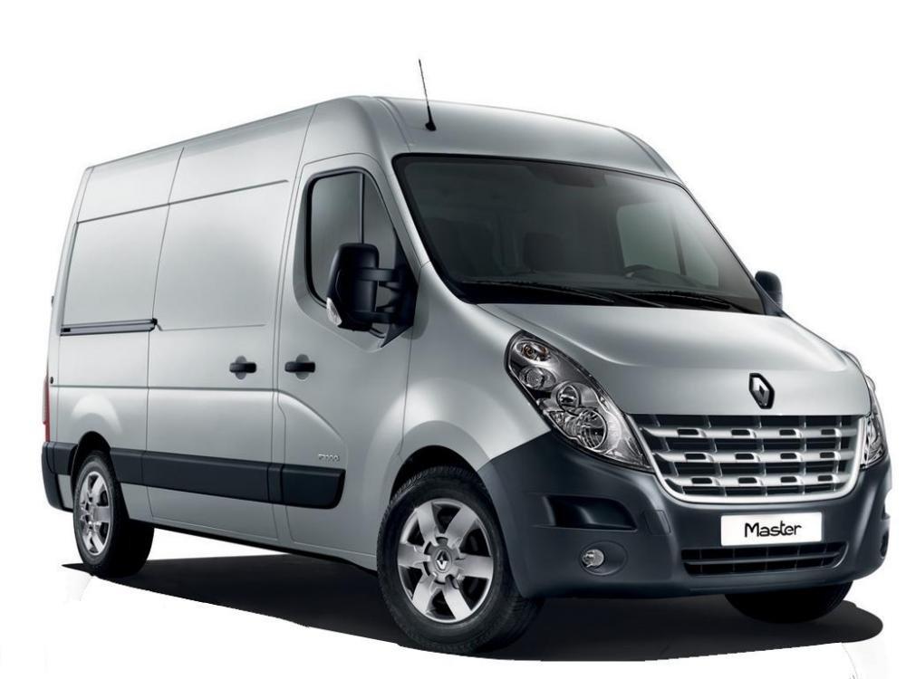 Master là mẫu xe có mức tăng trưởng mạnh của Renault.