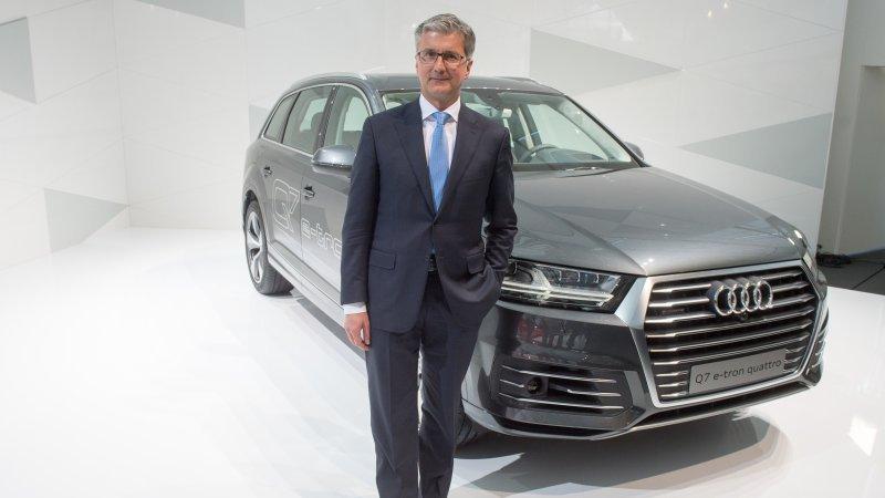 Audi sẽ không sản xuất minivan.