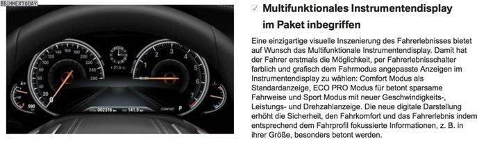 BMW 7 Series 2016 hé lộ trước giờ G 4