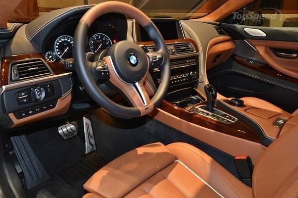 BMW 6 Series Gran Coupe giới thiệu phiên bản ngọc trai