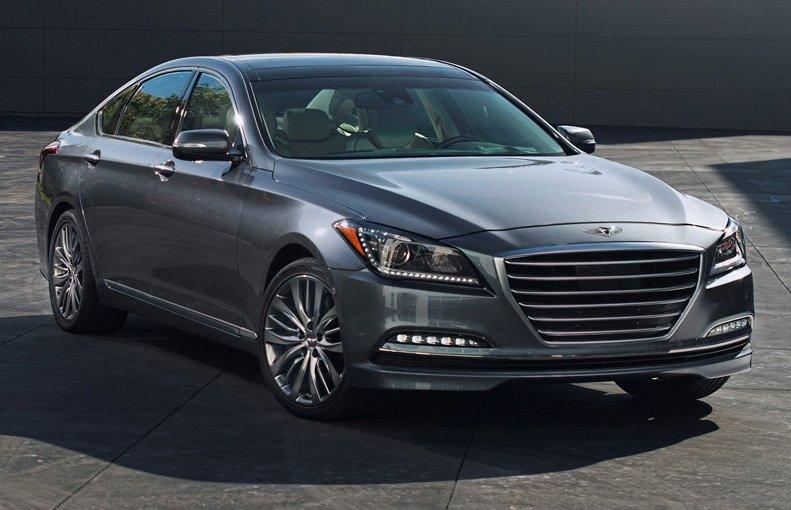 Nhiều nguồn tin cho rằng Hyundai đang cân nhắc việc sản xuất SUV trên cơ sở chiếc Genesis.