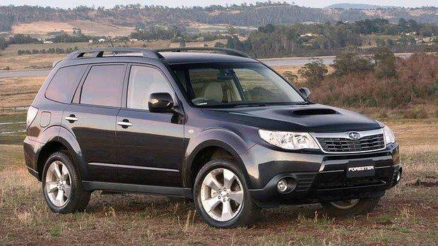Quảng cáo mới nhất của Subaru Forester