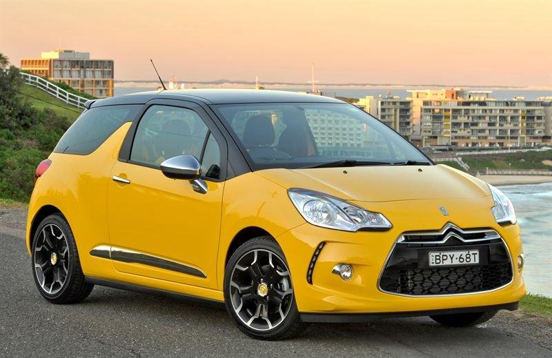 Citroen là xe hơi Pháp được yêu thích nhất tại quê nhà