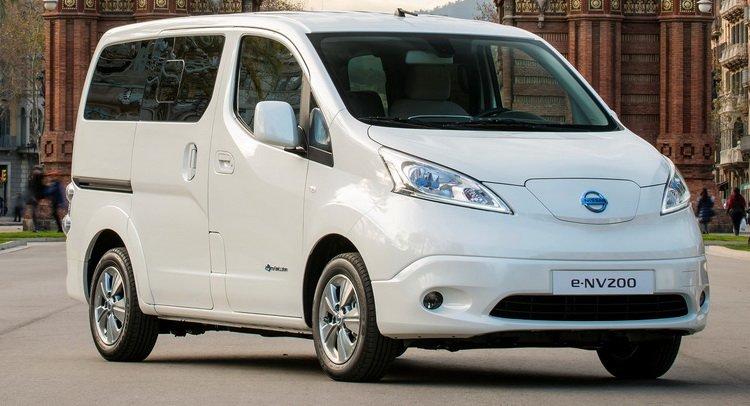 Nissan e-NV200 7 chỗ 1