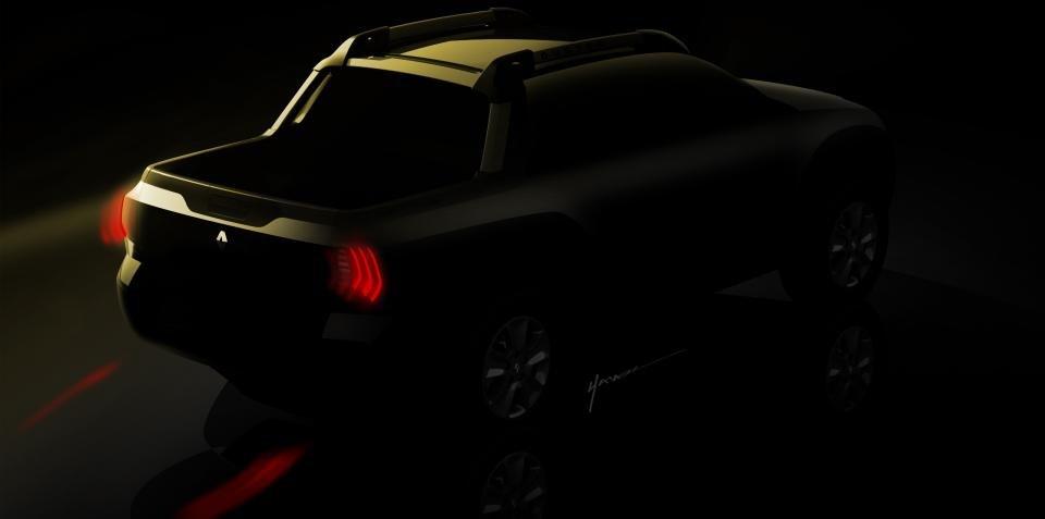 Renault Pickup 1