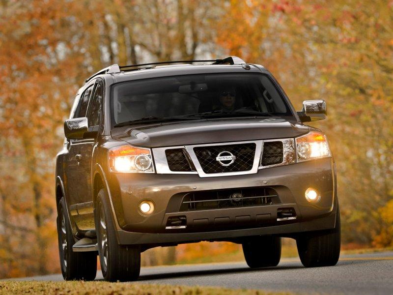 Top 10 mẫu xe SUV 3