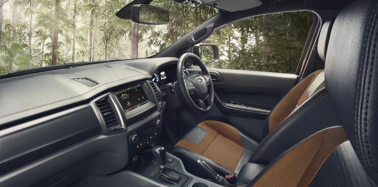Ford Ranger Wildtrak 2015 1