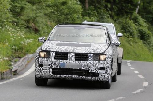 Volkswagen Tiguan 2016 mới lộ diện