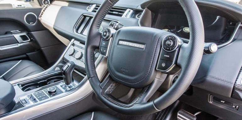 Chi tiết Range Rover Sport SVR – SUV hạng sang của Land Rover