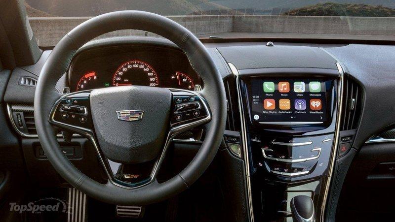 Cadillac CarPlay Android Auto 1