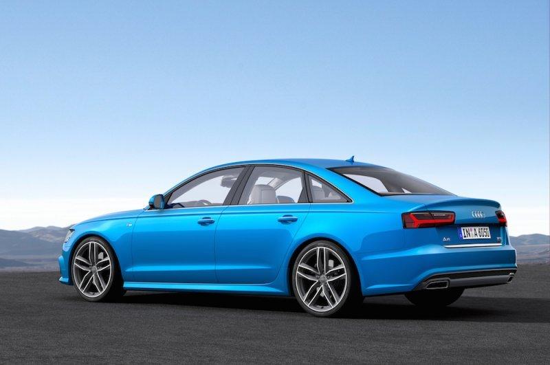 Audi A6 2016.