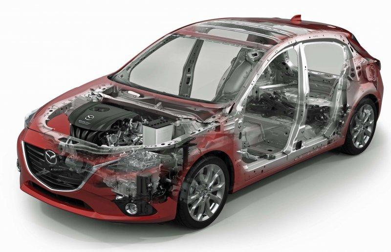 Động cơ SkyActiv thế hệ thứ 2 có khả năng tiết kiệm nhiên liệu tới 30%.