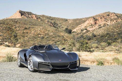 Xe thể thao Rezvani Motors Beast mới