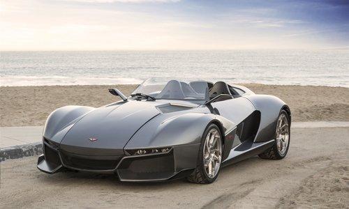 Xe thể thao Rezvani Motors Beast mới 2