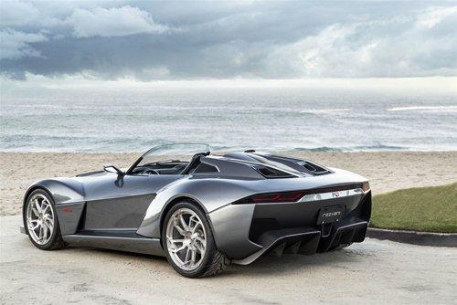 Xe thể thao Rezvani Motors Beast mới 6