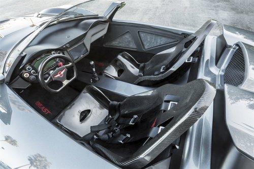Xe thể thao Rezvani Motors Beast mới 10