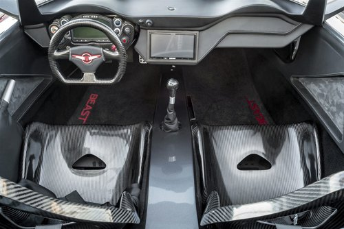 Xe thể thao Rezvani Motors Beast mới 8