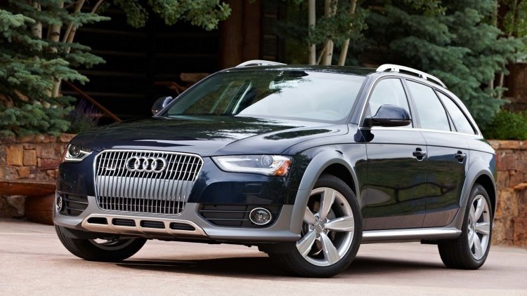 Audi Allroad 2015 1