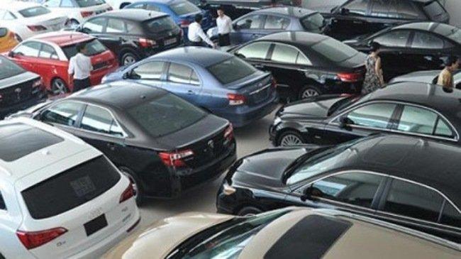 5 tháng đầu năm 2015, Việt Nam nhập khẩu 45,7 nghìn xe ô tô.