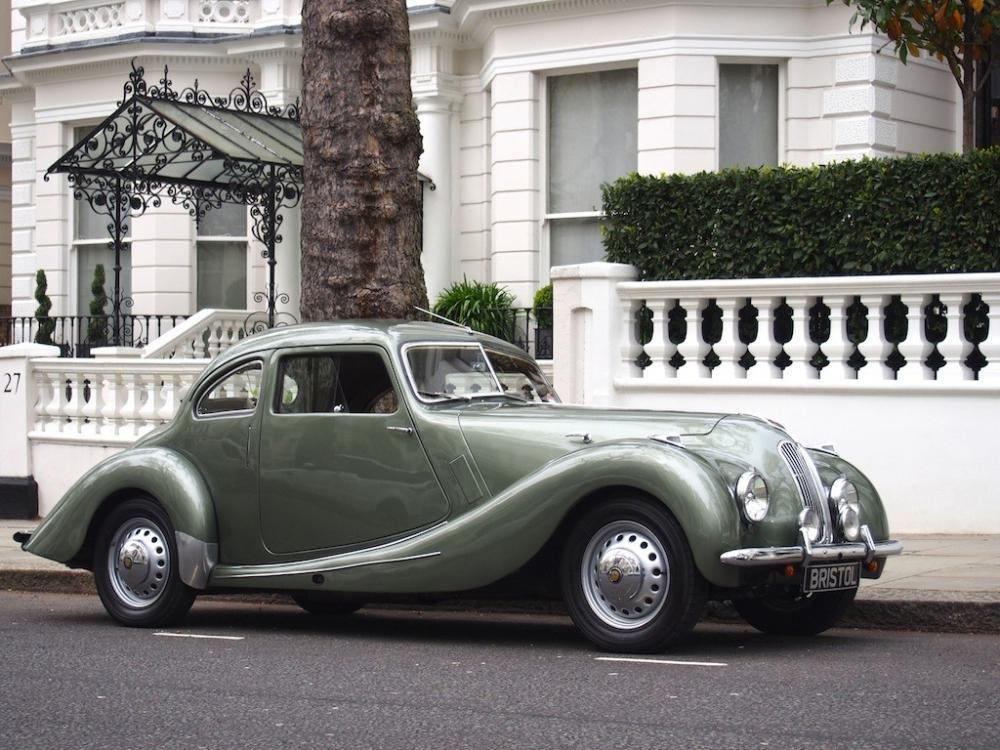 Bristol - hãng xe hơi bí ẩn nhất thế giới